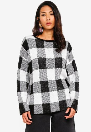 OVS black Long Sleeve Sweater 12CD5AAF36FD9DGS_1