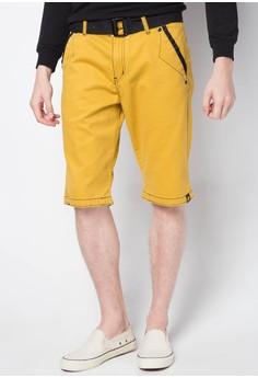 Unltd Col. Shorts with Belt
