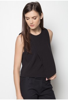 Sleveless Midi Top