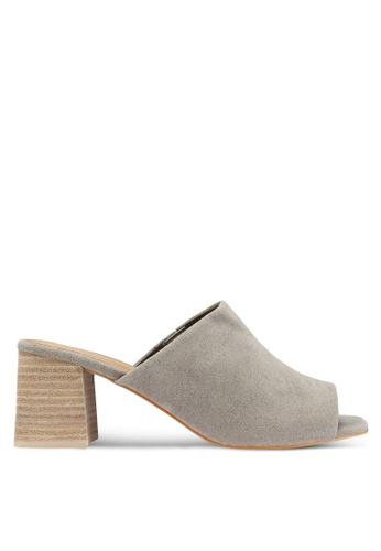 Rubi 褐色 Madrid Mule Heels A7C05SHD7D3DC1GS_1
