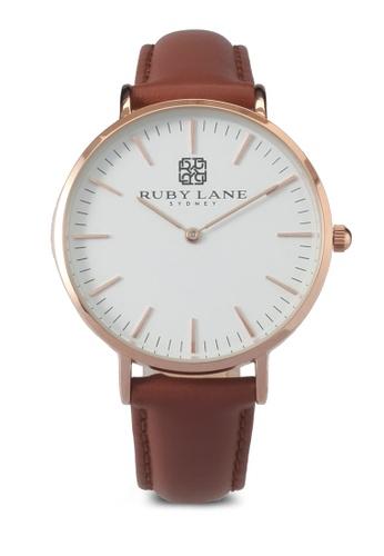Ruby Lane white Orignal Valentina Ruby Lane 36mm Watch 9E770ACAAC5641GS_1