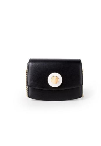 Esfolar black Esfolar Cross-body  Bag (EA 190004) E9D6BAC136909DGS_1