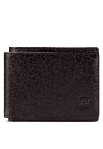 Volkswagen brown Volkswagen Wallet VO089AC47GKUMY_1