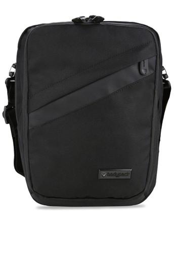 Bodypack black Bodypack Vertica Lite Travel Pouch - Black D3D6FAC7EEA3B8GS_1