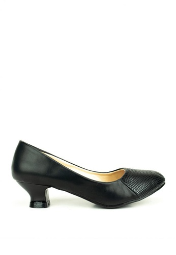 Mario D' boro Runway black Haven Pumps 9B1FFSH2AA50E1GS_1
