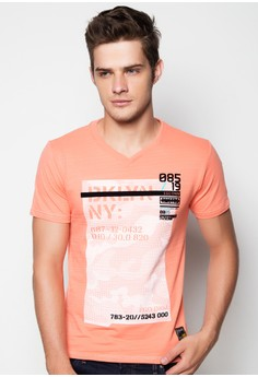 V-Neck Shirt Slimfit