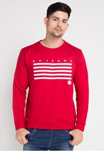 RA Jeans red Flag Ra RA626AA0VXVIID_1