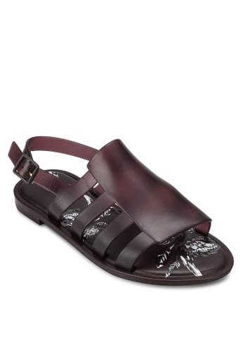 Boemia II 繞踝涼鞋, 女esprit 工作鞋, 鞋