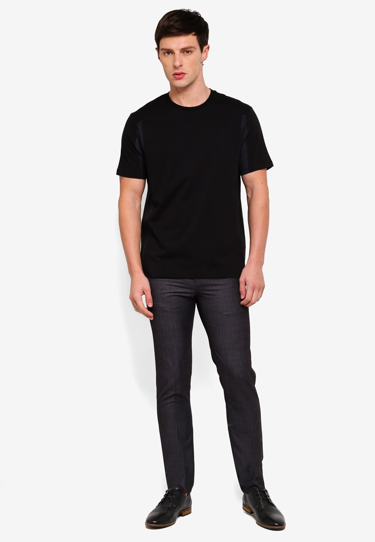 Black G2000 Tee Colour Crew Block 7UpqI1H