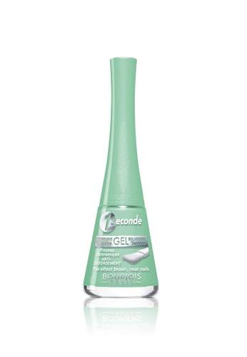 Bourjois 1 Seconde Nail Polish #27 Green Fizz BO885BE01NEGSG_1