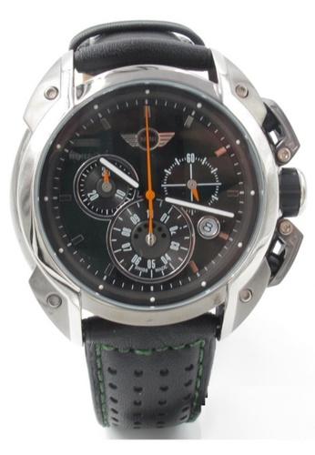 Mini green Chronograph Watch MI057AC00DADHK_1