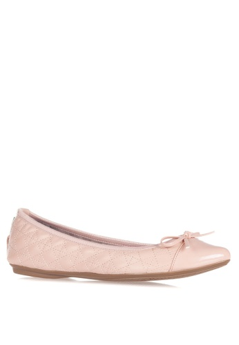 Butterfly Twists pink Holly Flats C3EF3SH546B7BBGS_1