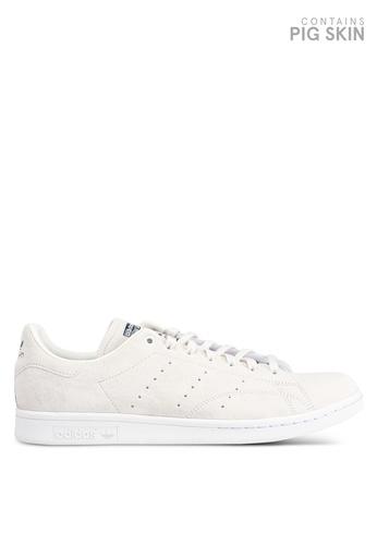 adidas white adidas originals stan smith 1E6AESH38C7D1EGS_1
