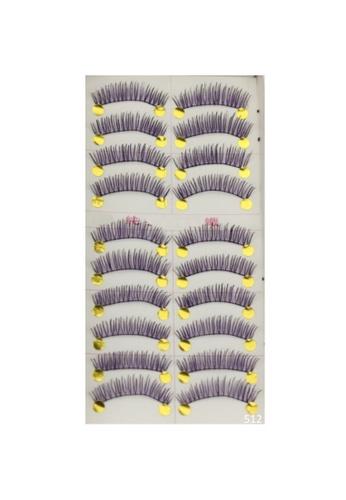 Pretty2u Handmade False Eyelashes 512 D88C7BE14B2AECGS_1
