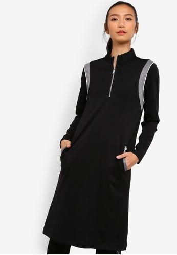 AVIVA black Long Sleeve Top 16288AA1006504GS_1