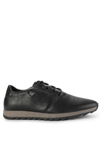 Watchout! Shoes black Sneakers Shoes 53CC3SH50B8374GS_1