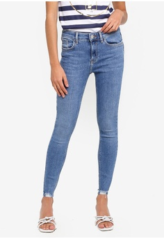 583096ee46 River Island blue Amelie Skinny Jeans F4ABDAAE7B7BCDGS_1