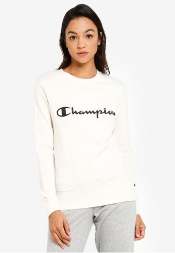 Japan Range Womens Basic Crew Neck Sweatshirt