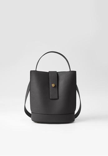 RABEANCO grey RABEANCO ARIA Shoulder Bag - Dark Grey 539D7AC177C4CEGS_1