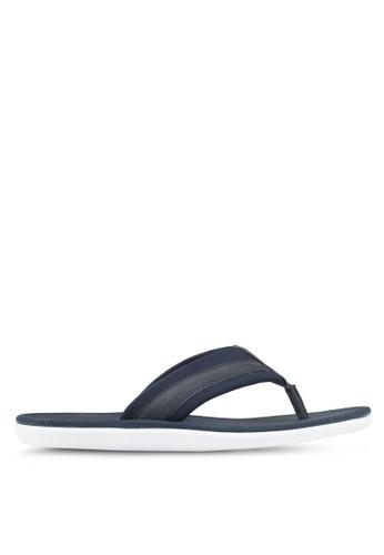 ALDO navy Onaleniel Sandals BB32CSHAED6C8DGS_1