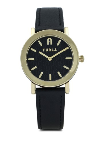 FURLA Watches black and gold Gold Dress Watch 5E0CCAC5FF0B66GS_1