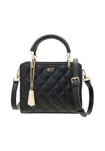 Valentino Creations black Valentino Creations Rozel Mini HandBag F57DAACAC41054GS_1