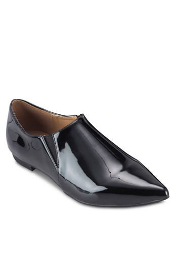 Pointed zalora鞋子評價Oxford Shoes, 女鞋, 鞋