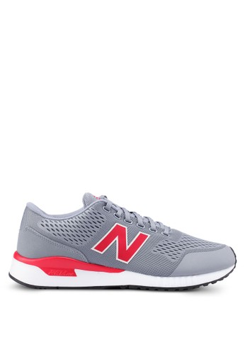 New Balance grey 005 Lifestyle Sneakers 325D6SHD2B9753GS_1