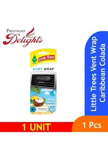 Prestigio Delights yellow Little Trees Vent Wrap Caribbean Colada 9ABF6ESBECBEB9GS_1