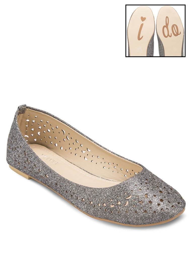 Occasion Cut-Out Flats