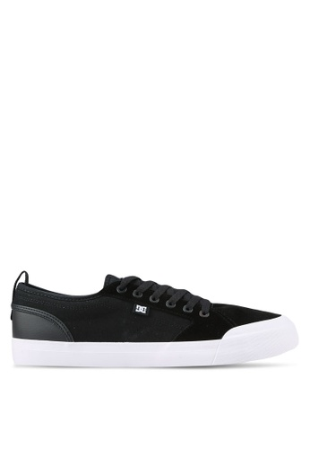 DC Shoes black and white Evan Smith S Shoes DC941SH0RPHFMY_1