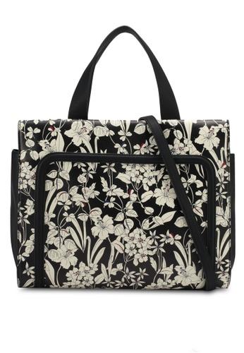 Esprit black Shoulder Bag ES374AC0T17EMY_1