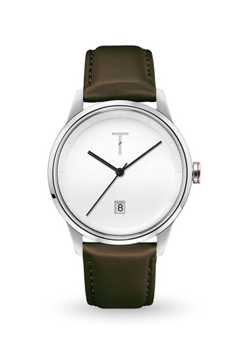 Tylor brown and silver Cali Vibe Watch TLAB001 1280AAC27481BAGS_1