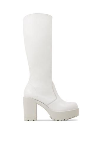 ROC Boots Australia white Gusto White Boots RO479SH0GFZ3SG_1