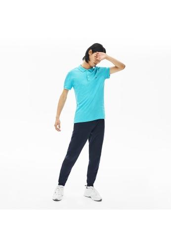 Lacoste Lacoste Men's Mini Pique Stretch Polo 1C978AA7FCC256GS_1
