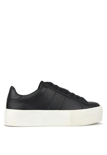 Betts black Weekend Flatform Sneakers BAC2DSH58CAC46GS_1