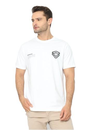 Tendencies white Tendencies Tshirt WAR OF TEN WHITE 021CAAA6249D37GS_1