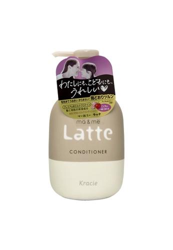 Kracie Kracie ma&me Latte Conditioner 490g (KRAC-702029) 57572BE9B90398GS_1