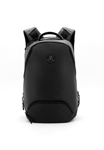 MORAL black Marquis Backpack - Matt Black 19E4AACDE29277GS_1