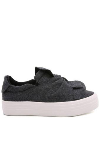 Twenty Eight Shoes grey Platform Sneakers 17013 TW446SH52ECXHK_1