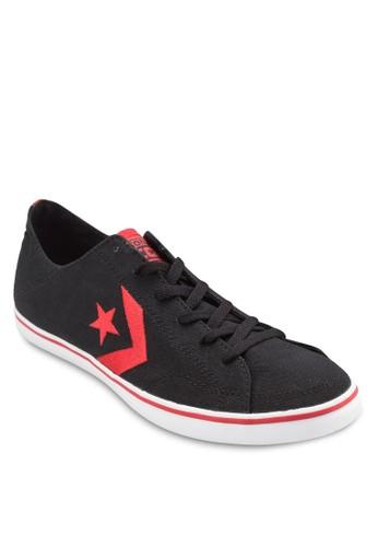 Decons Cons 撞色布鞋、 鞋、 鞋ConverseDeconsCons撞色布鞋最新折價