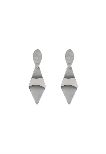 niko and ... silver Geo Drop Earrings 6F4C6AC2C5E0B6GS_1