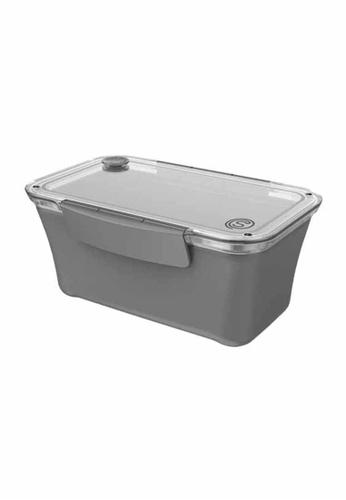 Slique grey Lunch Box 900 Ml D2473HL4A1892BGS_1