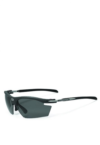 a510779d1954c Shop Rudy Project Rydon Carbon - Smoke Sunglasses Online on ZALORA  Philippines