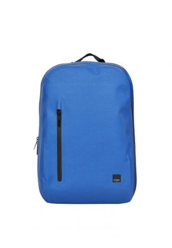 "knomo blue Harpsden 14"" Laptop Backpack (Azure Blue) 2B61FAC5F3E32EGS_1"
