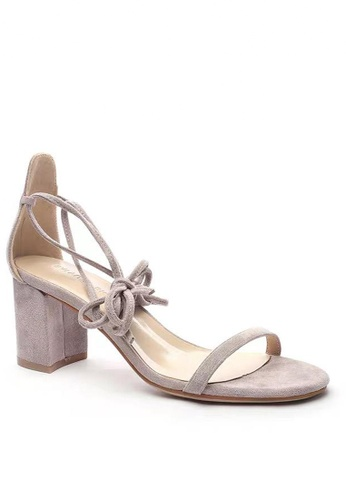 Twenty Eight Shoes Strap Lace Up Heel Sandal 5691-11 14B94SHDA38468GS_1