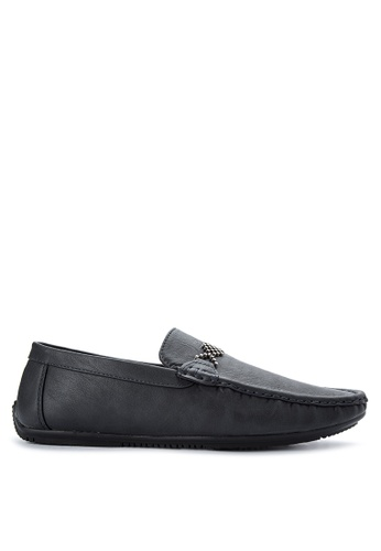 H2Ocean blue Nickelby Loafers & Moccasins H2527SH0IJC2PH_1