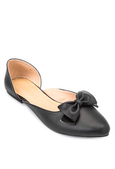 Carrie D'Orsay Flats