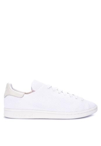 adidas white adidas originals stan smith primeknit shoes DE62FSH66A2E01GS_1