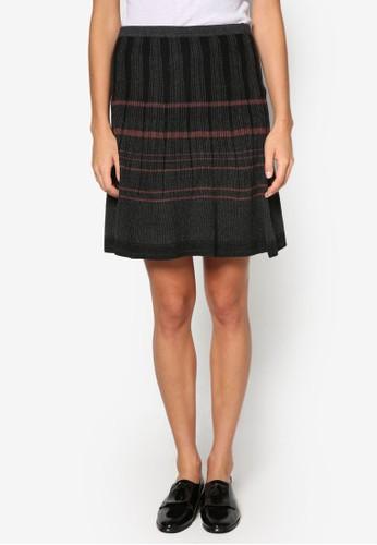 彈性針織短裙, 服飾,esprit 品牌 裙子